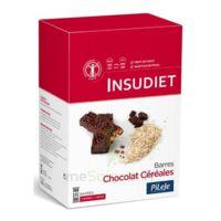 INSUDIET BARRES CHOCOLAT CEREALES