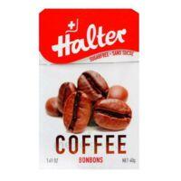 HALTER sans sucre Bonbon café B/40g
