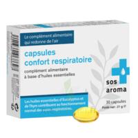 SOS AROMA Caps confort respiratoire
