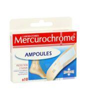 Mercurochrome Pansements Ampoules x 10