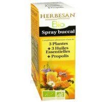 Herbesan Spray Buccal Bio 20ml