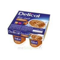 DELICAL RIZ AU LAIT Nutriment caramel pointe de sel 4Pots/200g