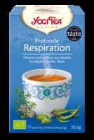 Yogi Tea Tisane Ayurvédique Profonde Respiration Bio 17 Sachets/1,8g
