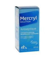 MERCRYL, solution pour application cutanée