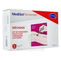 MediSet® set de pansement Plaie Chronique Méchage - Boîte de 5 soins