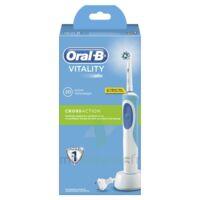 ORAL B CROSS ACTION Brosse dents électrique vitality