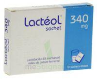 LACTEOL 340 mg, poudre pour suspension buvable en sachet-dose