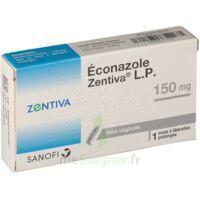 ECONAZOLE ZENTIVA LP 150 mg, ovule à libération prolongée