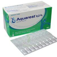 AQUAREST 0,2 %, gel opthalmique en récipient unidose