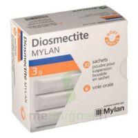 DIOSMECTITE MYLAN 3 g Pdr susp buv 30Sach/3g
