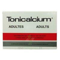 TONICALCIUM ADULTES, solution buvable en ampoule