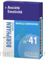 BORIPHARM N°41, granules