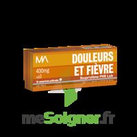 IBUPROFENE PHR LAB 400 mg, comprimé pelliculé