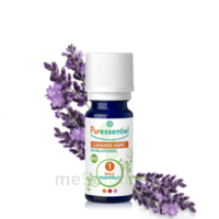 Puressentiel Huiles essentielles - HEBBD Lavande aspic BIO* - 10 ml