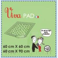 VIVA PAD PROTECTION ALÈSES 60x60 cm
