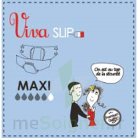 VIVA SLIP - MAXI - LARGE-PROTECTION - CHANGES COMPLETS
