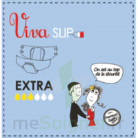 VIVA SLIP - EXTRA - LARGE-PROTECTION - CHANGES COMPLETS