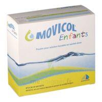 MOVICOL ENFANTS, poudre pour solution buvable en sachet-dose