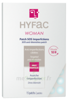 Hyfac Women Patch SOS imperfections