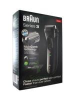 Braun Rasoir Séries 3 3020 Noir