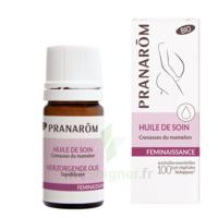 PRANAROM FEMINAISSANCE Huile de soin crevasses du mamelon