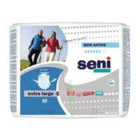 SENI ACTIVE Slip élastique absorbant extra large