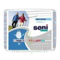 SENI ACTIVE Slip élastique absorbant large