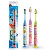 GUM TIMER LIGHT Brosse dents 7-9ans
