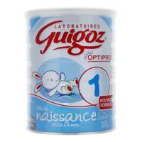 GUIGOZ OPTIPRO 1 LAIT EN POUDRE B/800G