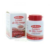 NAT&FORM EXPERT Levure de riz rouge Gélules B/90