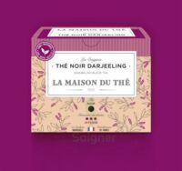 LA MAISON DU THE, Thé noir Darjeeling