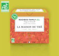 LA MAISON DU THE, Rooibos family Bio