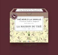 LA MAISON DU THE, Thé noir à la vanille