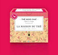 LA MAISON DU THE, Thé noir Chaï