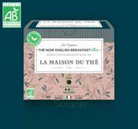 LA MAISON DU THE, Thé noir English breakfast Bio