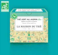 LA MAISON DU THE, Thé vert au jasmin Bio