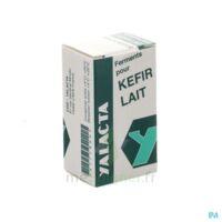 YALACTA FERMENTS, souche pour kefir de lait, bande émeraude, fl 4 g
