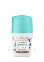 Sanoflore Déodorant pureté de Lin Roll-on/50ml