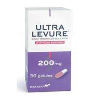ULTRA-LEVURE 200 mg Gélules Fl/30