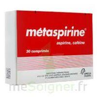 METASPIRINE, comprimé