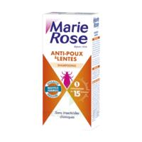 Marie Rose Poux Shampooing anti-poux et lentes 125ml