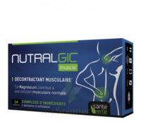 Nutralgic Muscle Comprimés décontractant musculaire B/14