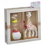 Sophie La Girafe Coffret Girafe + Macaras