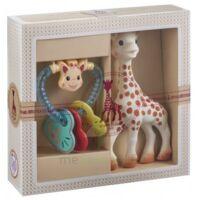 Sophie La Girafe Coffret Girafe + Hochet