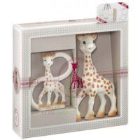 Sophie La Girafe Coffret Girafe + Anneau de dentition