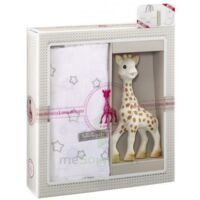 Sophie La Girafe Coffret Girafe + Lange
