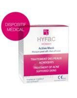 Hyfac Woman Active Mask Masque 15 Sachets