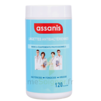 Assanis Family Lingette antibactérien mains Bobinot/120