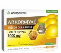 Arkoroyal Gelée royale 1000 mg Solution buvable 20 Ampoules/10ml