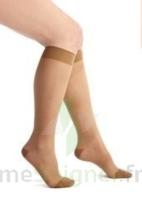 Thuasne Venoflex Secret 2 Chaussette femme beige doré T2L